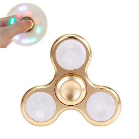 Fidget Spinner med LED