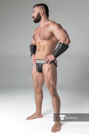 Maskulo fetish jockstrap sort