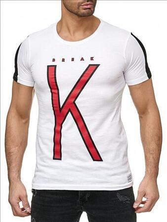 "By Studieo t-shirt ""K"""