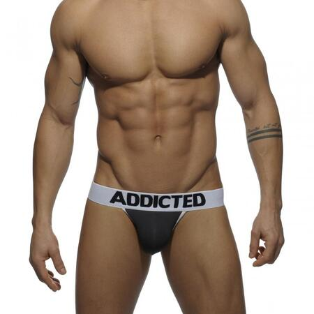 AD404 ADDICTED LIGHT JOCKSTRAP