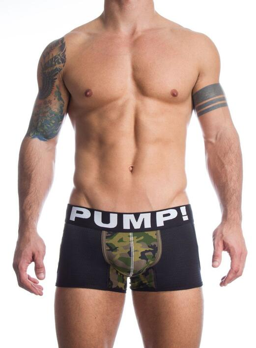PUMP! Commando Jogger Trunk