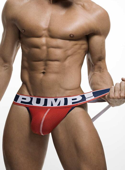 PUMP! Fever! Red Jock