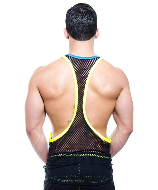 Racer Back Gym Tank