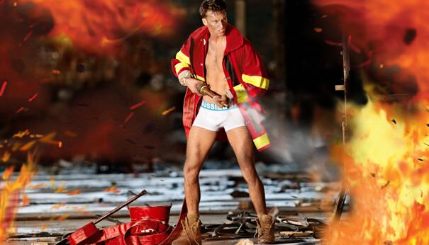 Aussiebum Flame Steam