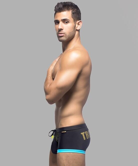Andrew Christian Trophy Boy Glimmer Trunk