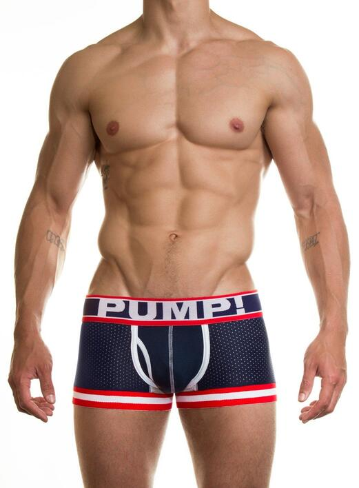 PUMP! Big League Boxer