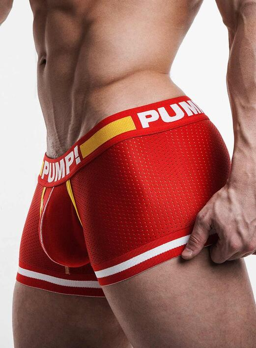 PUMP! Touchdown Flash Boxer