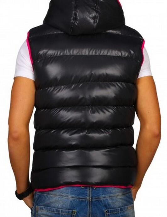 Young & Rich Vest som er vendbar