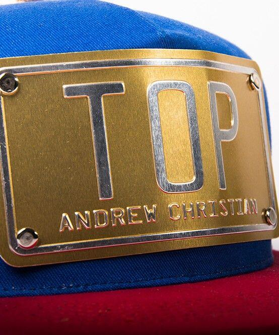 Andrew Christian Top Cap
