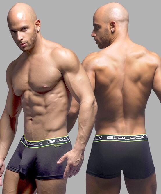 Andrew Christian BLACK Collection boxer XS - XL
