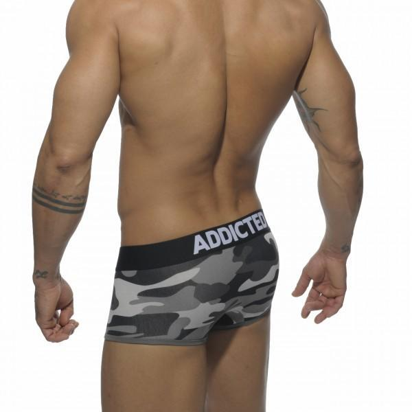 ADDICTED AD220 - TIE UP BOXER CAMO