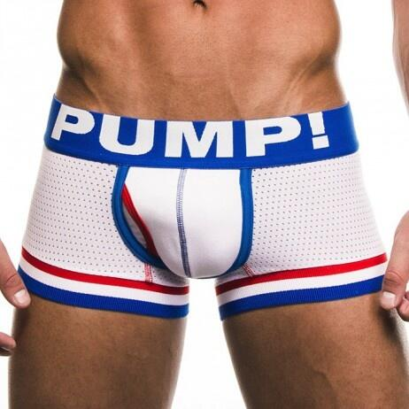 PUMP! Patriot TouchDown Bokser