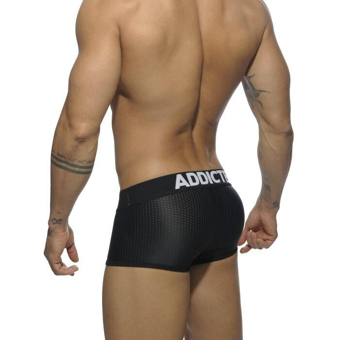 AD477 Addicted push up mesh bokser