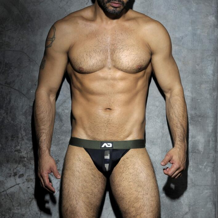 ADF18 ADDICTED CAMOUFLAGE PANEL JOCK