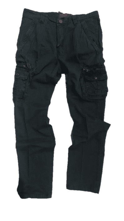 Cargo pants army grøn