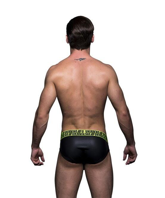 FUKR Slick Brief