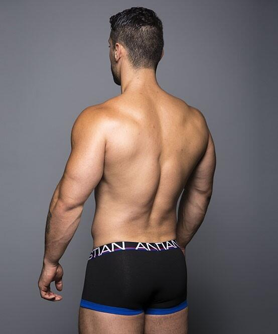 Andrew Christian Fly Tagless Boxer