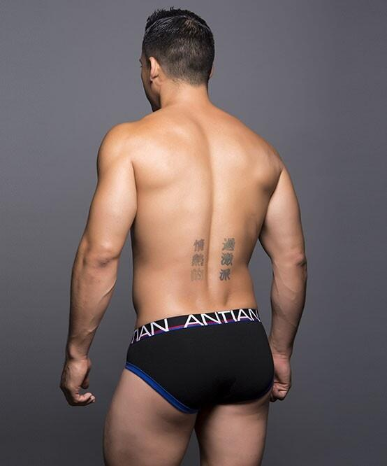 Andrew Christian Fly Tagless Brief