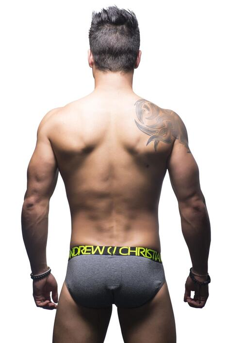 Andrew Christian Happy Stribe Brief 90278