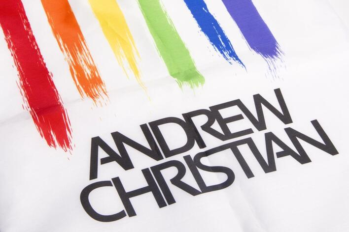 Andrew Christian Pride Backpack