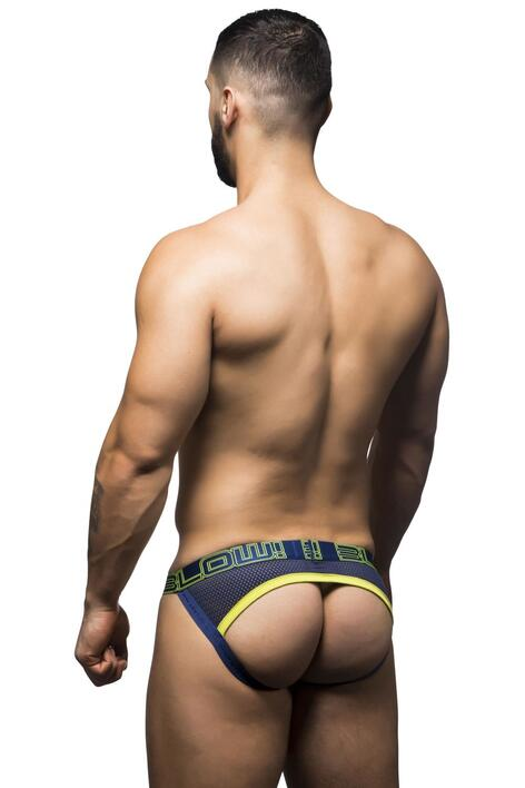 Andrew Christian BLOW! Sexy Mesh Arch Jock