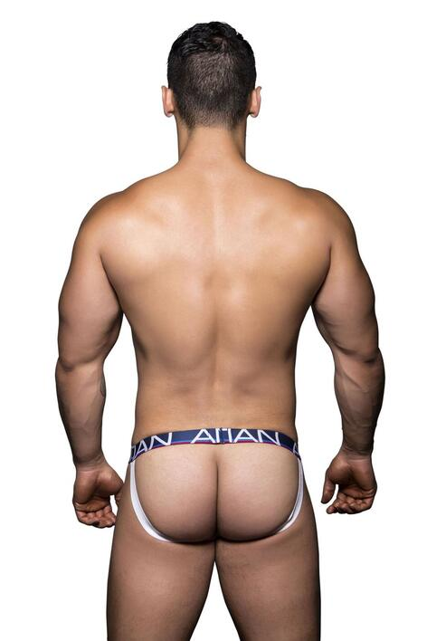 AC Almost Naked Tagless Compass Jock