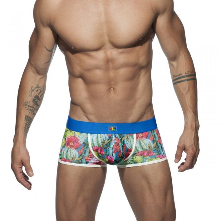 ADDICTED AD691 CACTUS PUSH UP BOXER