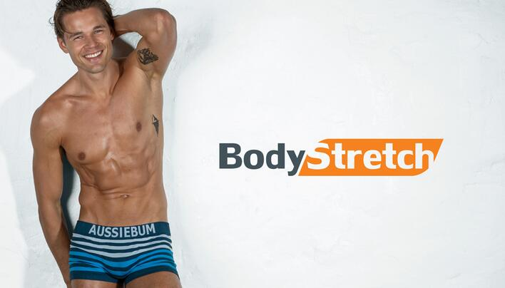 Aussiebum Bodystretch Hipsters
