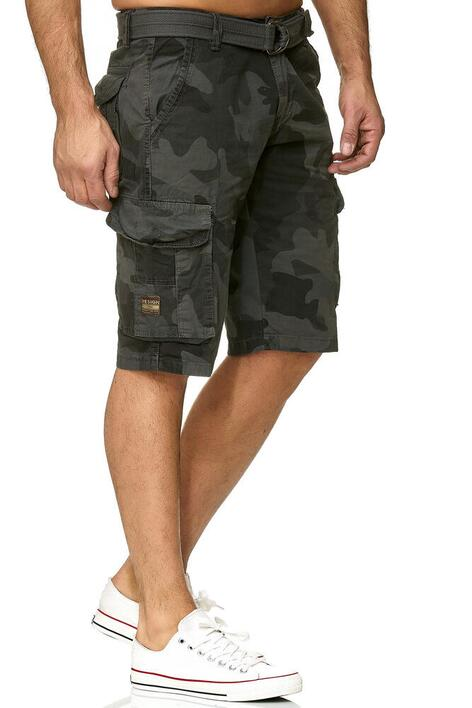 Cargo army shorts - 3 farver
