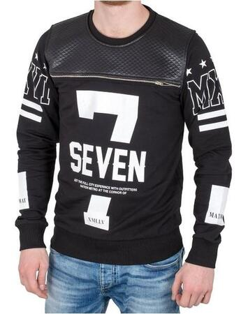 "Re Rock ""7"" sweatshirt sort"