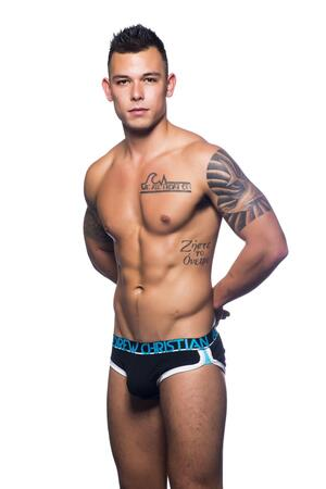 Andrew Christian Show-it retro pop brief sort