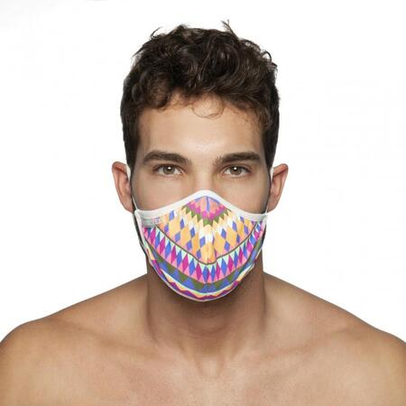 Addicted africa maske